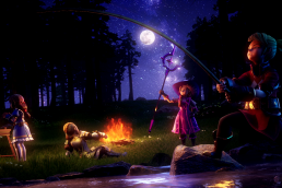 moonlight-sculptor-ss-08 - Unreal Engine - Vietnam Asian best 3D real time virtual production animation studio