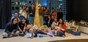 year end party animost team - Unreal Engine - Vietnam Asian best 3D real time virtual production animation studio
