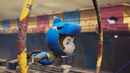animost-monkey-cannon-04 - Unreal Engine - Vietnam Asian best 3D real time virtual production animation studio