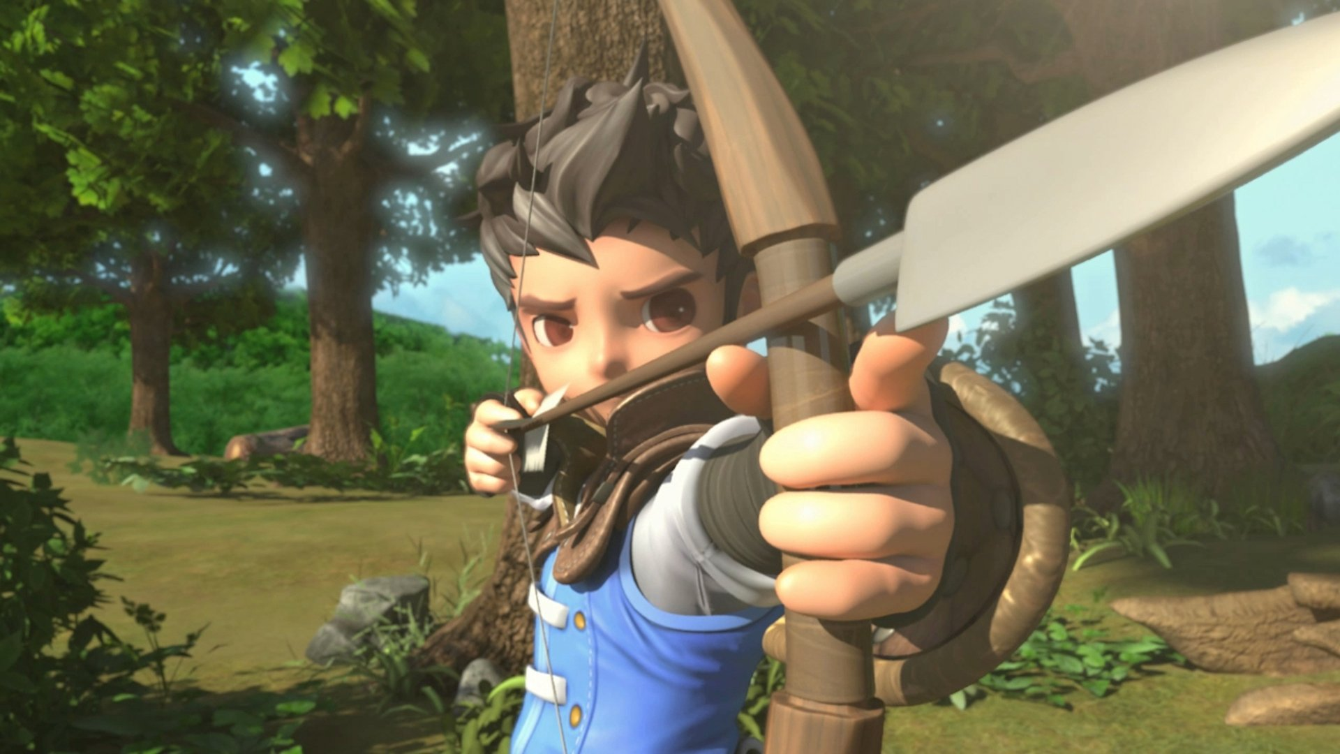 animost-monster-taming-01-10 - Unreal Engine - Vietnam Asian best 3D real time virtual production animation studio