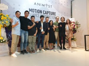 animost team - Unreal Engine - Vietnam Asian best 3D real time virtual production animation studio