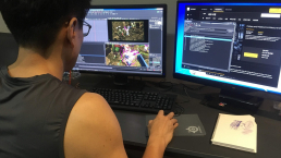 working for animation series project - Unreal Engine - Vietnam Asian best 3D real time virtual production animation studio
