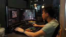 lighting- Unreal Engine - Vietnam Asian best 3D real time virtual production animation studio