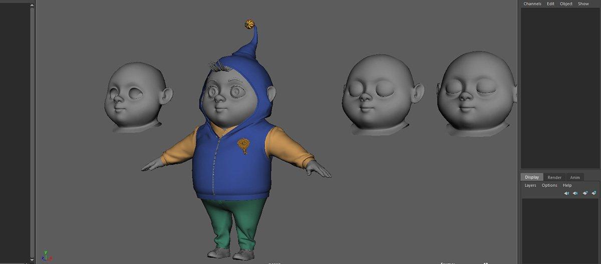 jinglik 5 - animated series 3d animation studio best production studio high quality small budget animated studio
