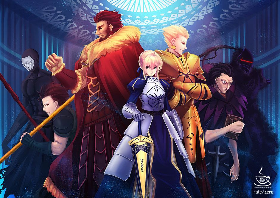 Fate Zero - Unreal Engine - Vietnam Asian best 3D real time virtual production animation studio