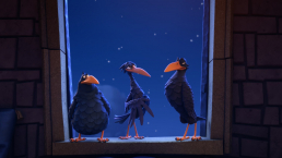 a tale dark & grimm 3 crows - 3d animation production studio asia-animation production studio asia-3d animation production studio asia-3d animation studio asia-animation studio asia-3d animation production asia-animation production asia-3d studio asia-3d animation series asia
